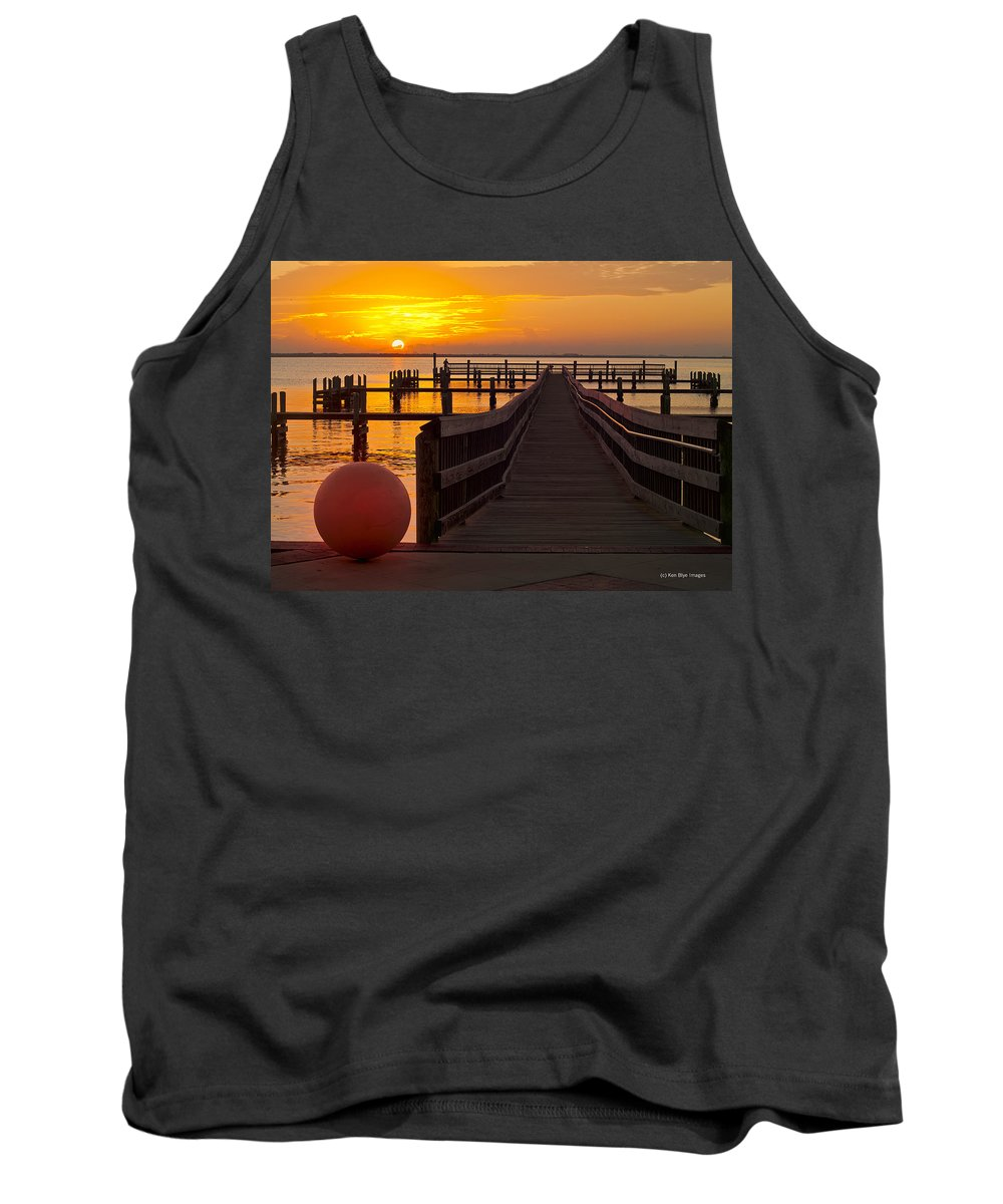 Tank Top featuring the photograph Warmth Of The Sun by Kenneth Blye