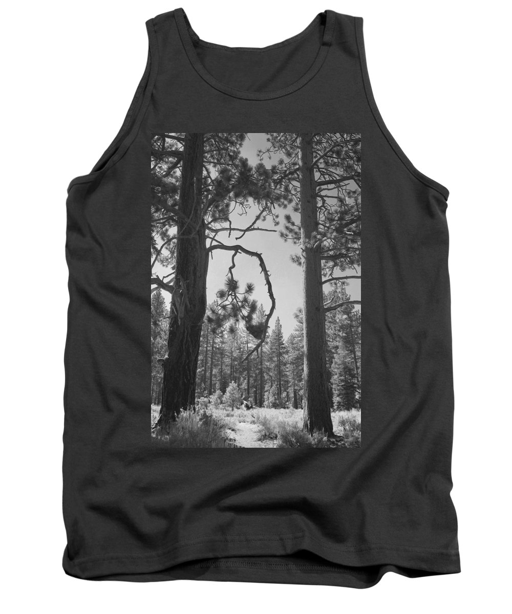 Lake Tahoe Tank Top featuring the photograph We Two by Laurie Search