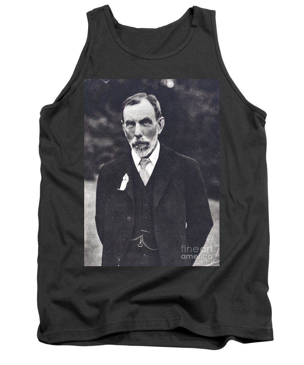 Philosophy Tank Top featuring the photograph William Ramsay, Scottish Chemist by Science Source