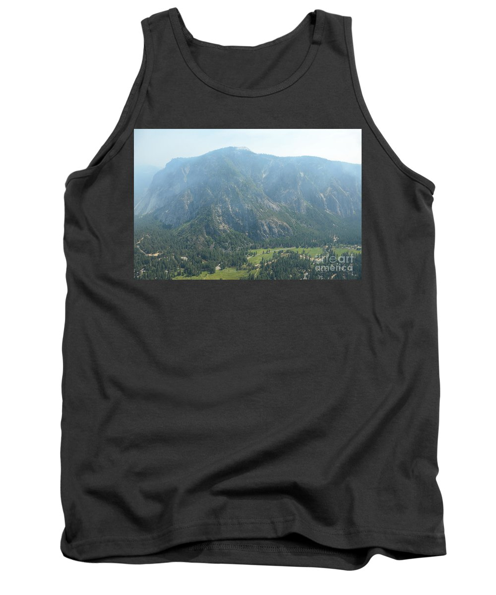 Yosemite National Park Tank Top featuring the photograph Yosemite Valley by Cassie Marie Photography