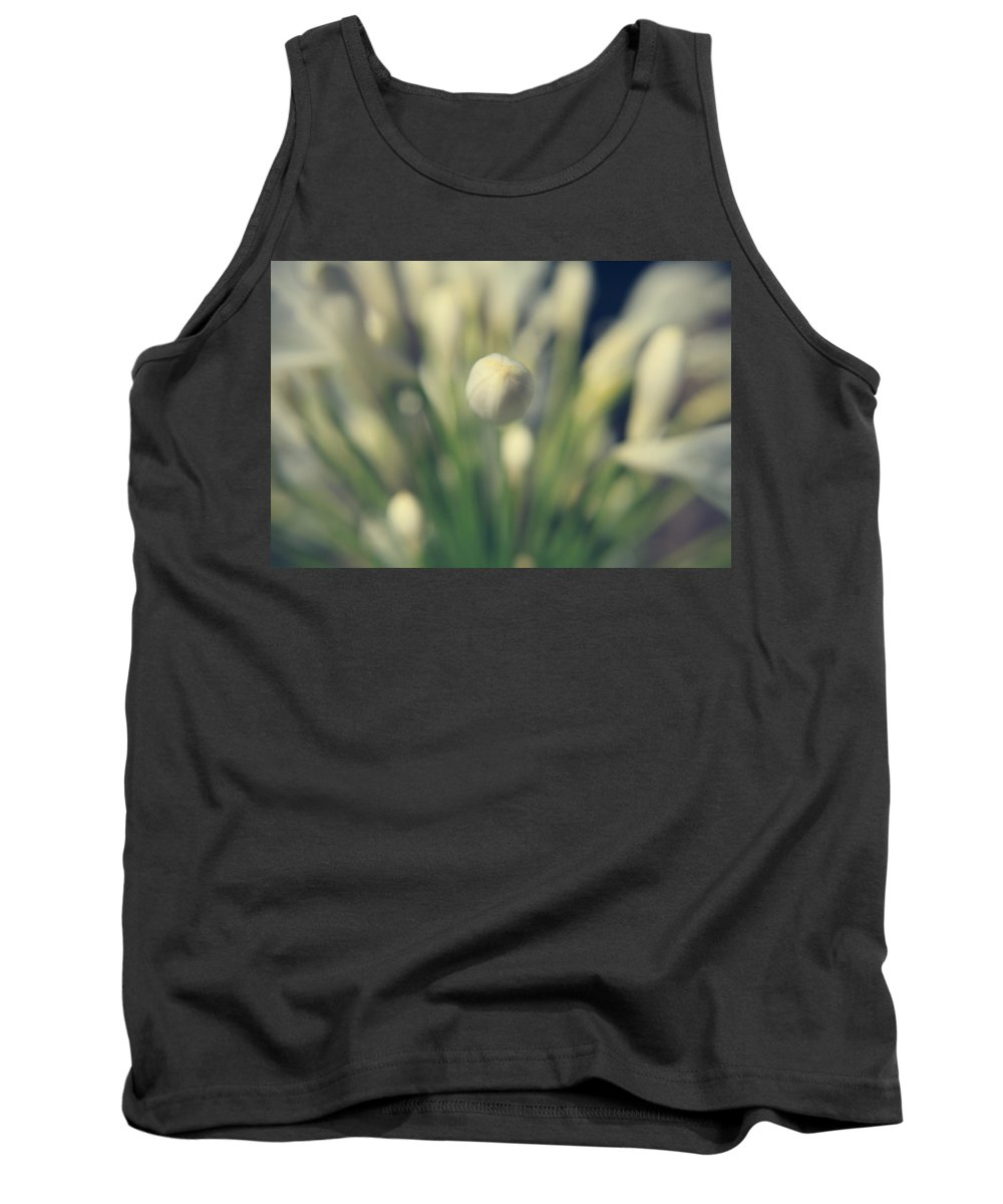 Flowers Tank Top featuring the photograph You Surround Me by Laurie Search