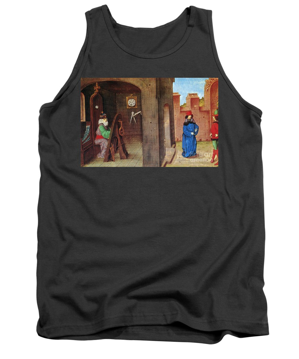 15th Century Tank Top featuring the photograph Zoroaster (c628-c551 B.c.) by Granger