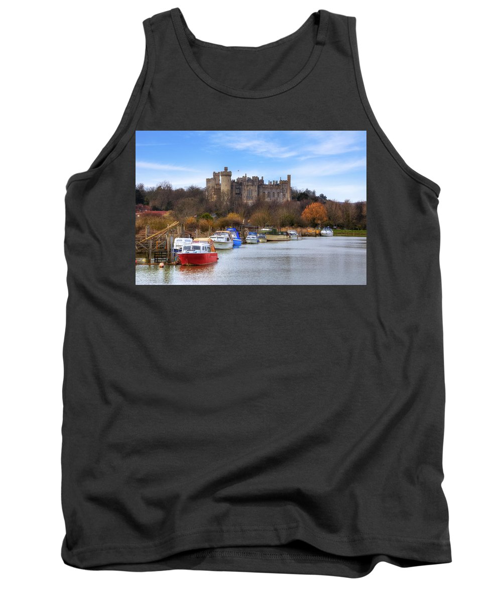 Arundel Castle Tank Top featuring the photograph Arundel Castle by Joana Kruse