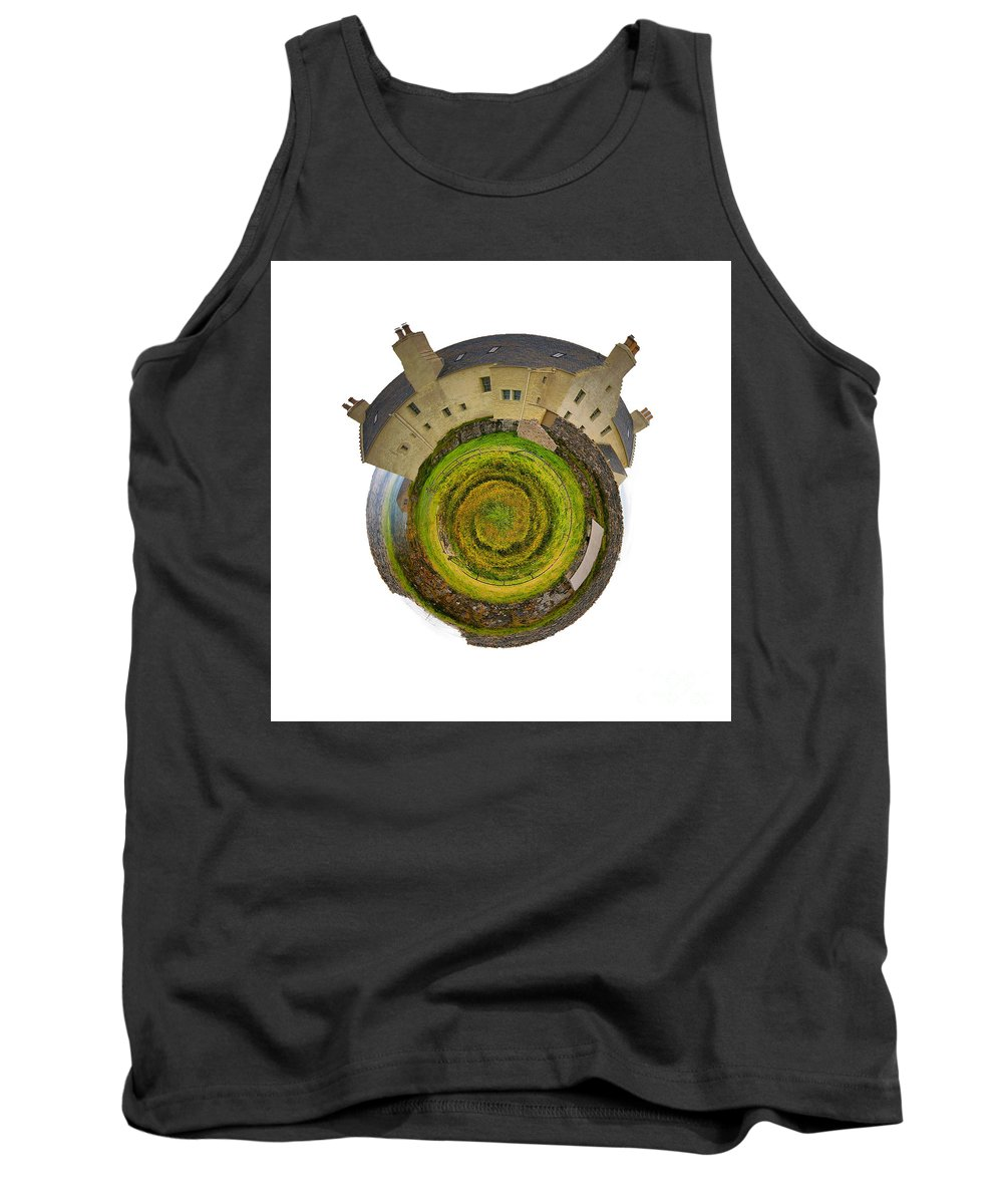 Balnakeil Tank Top featuring the photograph Balnakeil by Smart Aviation