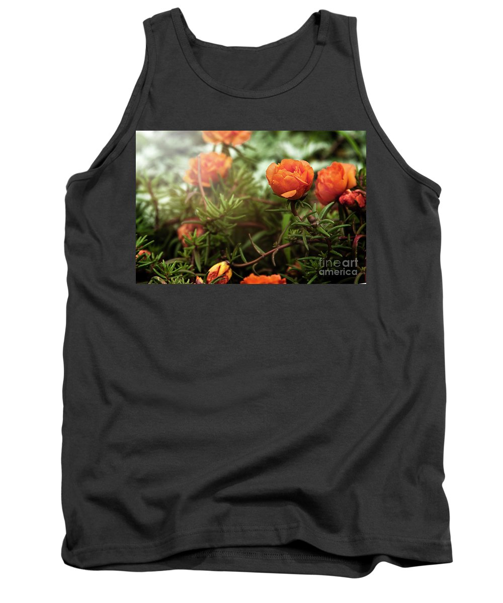 Tank Top featuring the photograph Blossomed by Audrey Wilkie