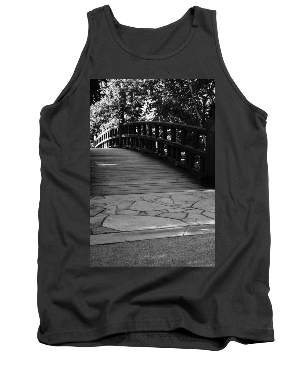 Tank Top featuring the photograph Carry On by Jamie Lynn