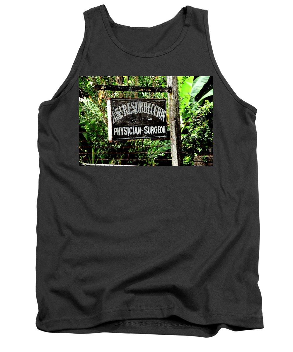 Mati Tank Top featuring the photograph Handy To Know by Jez C Self