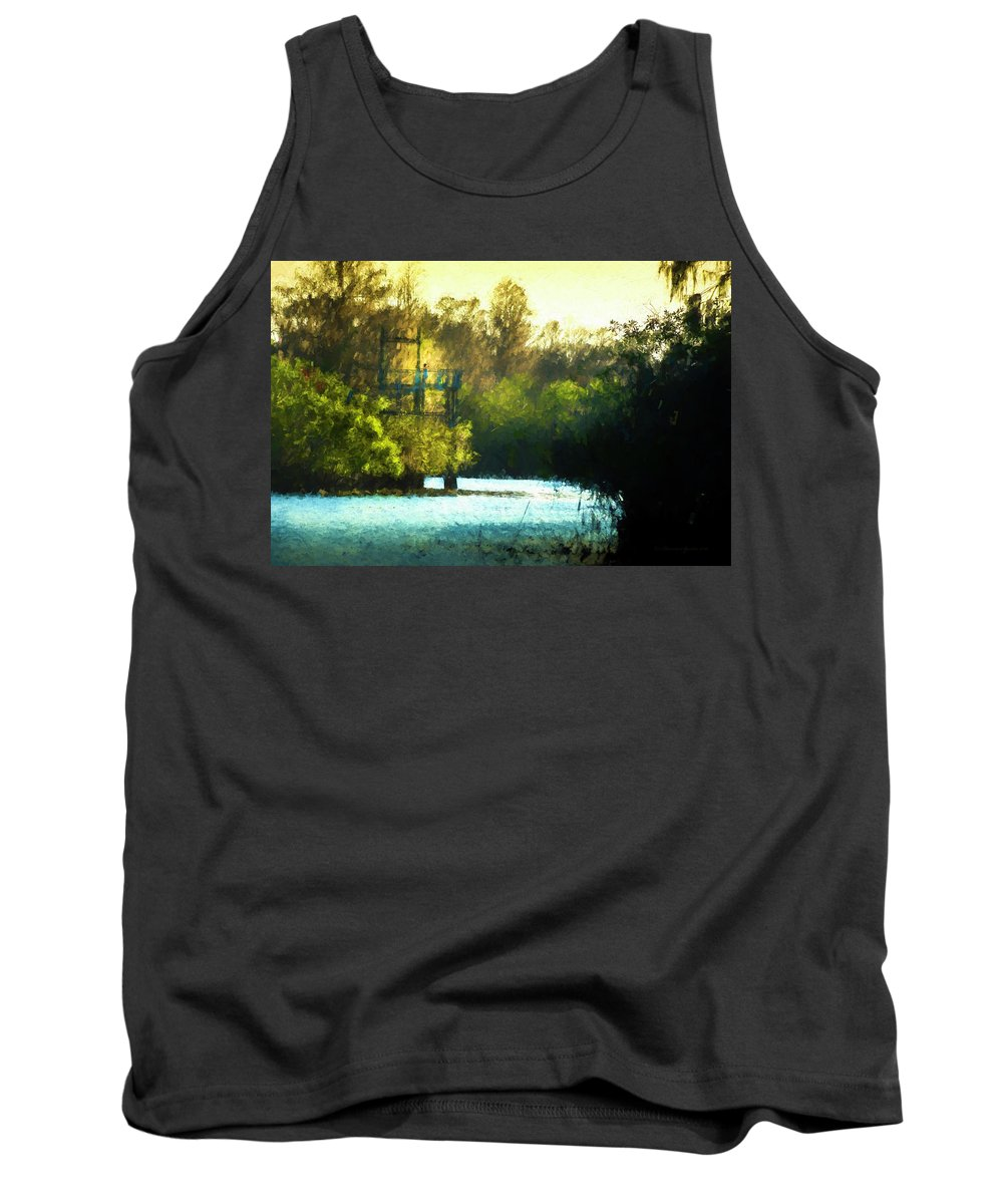 Birds Tank Top featuring the photograph Looking For You by Marvin Spates