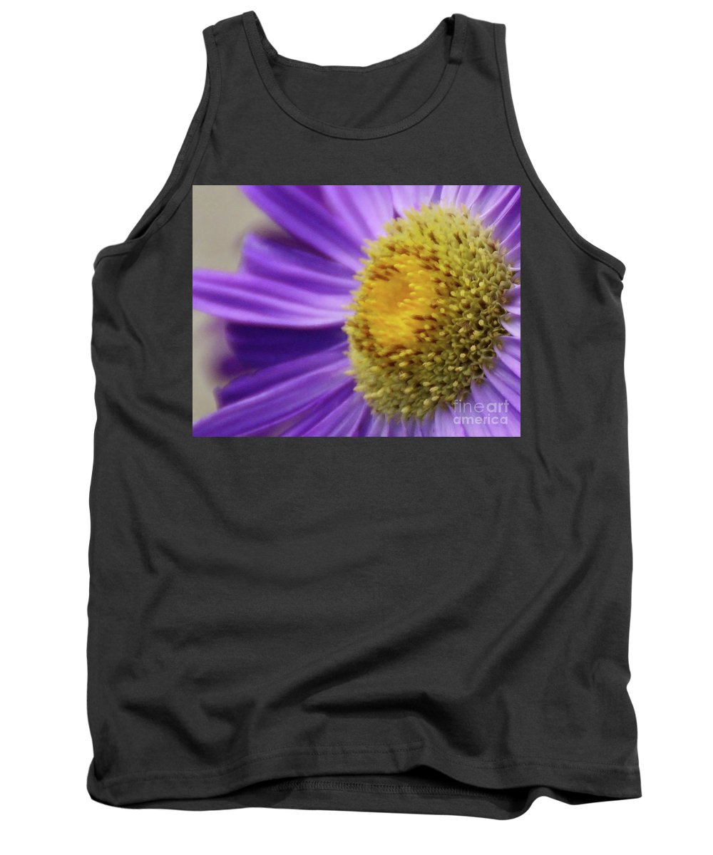 Flower Tank Top featuring the photograph Springtime by Linda Shafer