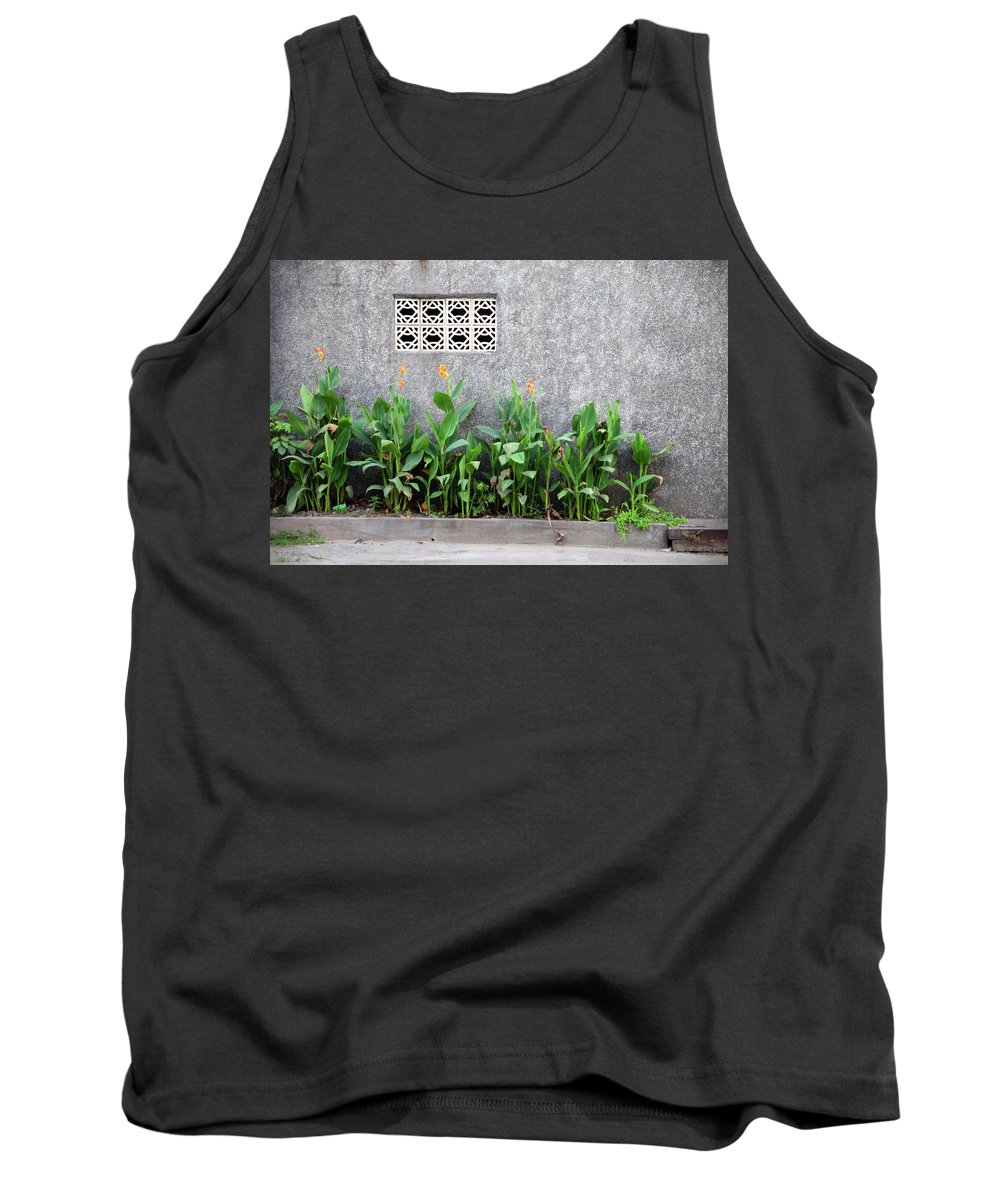 Mati Tank Top featuring the photograph The Show by Jez C Self