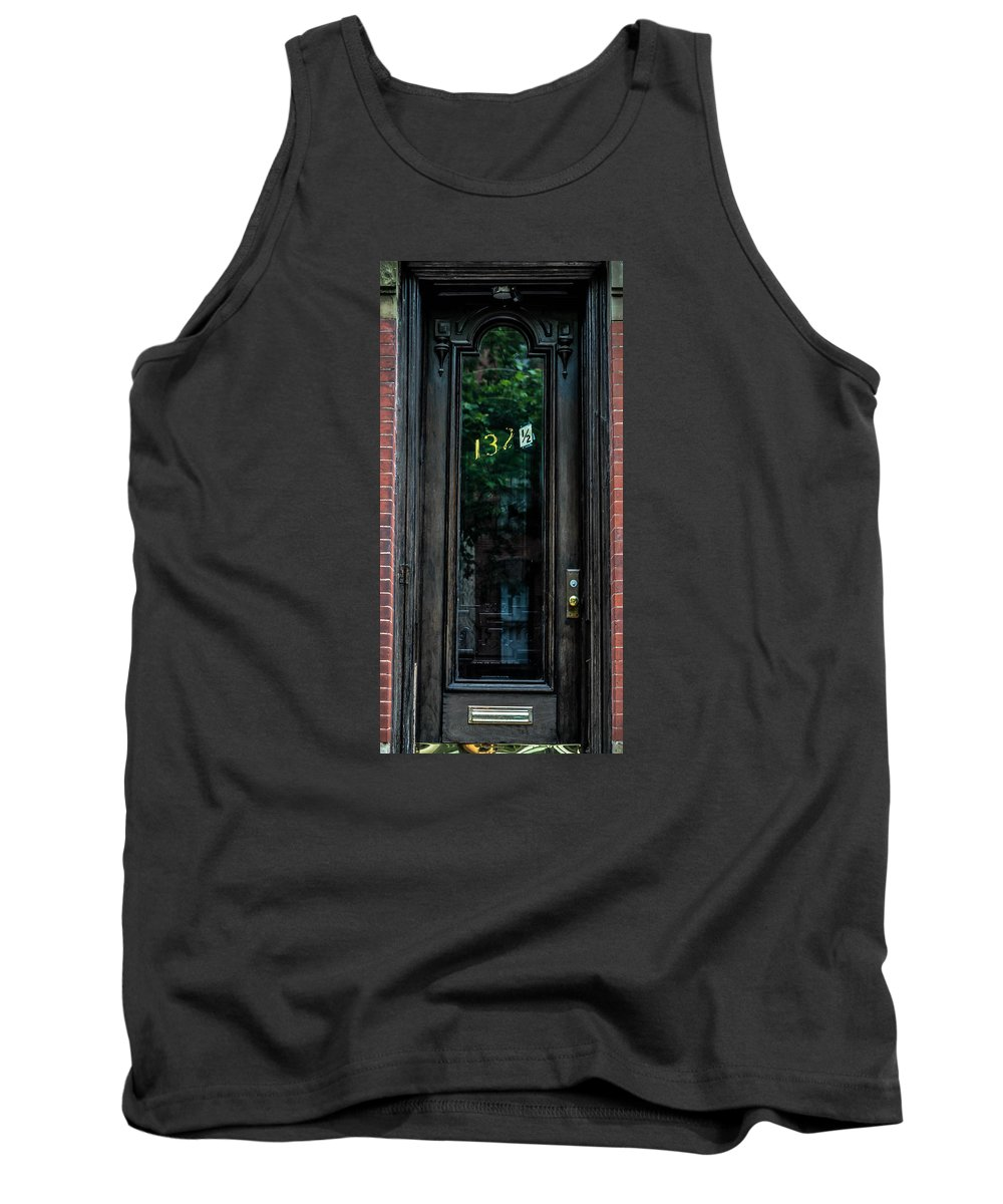 Glass Tank Top featuring the photograph 132 And A Half by Terepka Dariusz