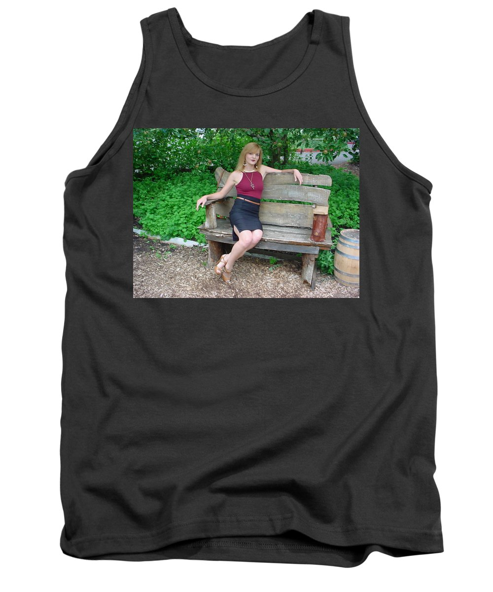 Samantha Tank Top featuring the photograph 18 by Samantha Sanders