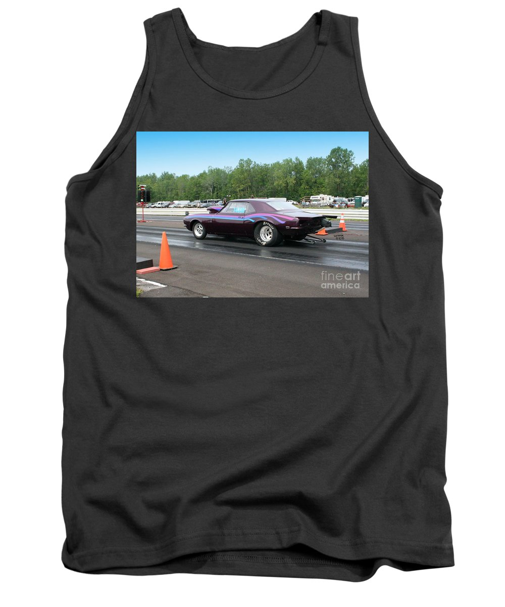 08-18-2013 Tank Top featuring the photograph 1923 08-18-2013 Esta Safety Park by Vicki Hopper