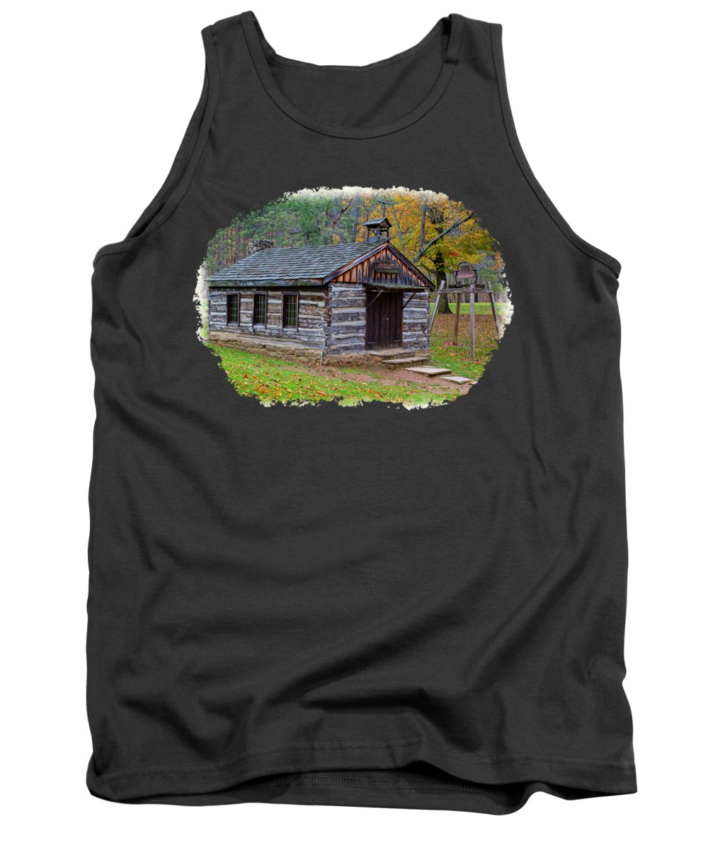 Outhouse Photographs Tank Tops