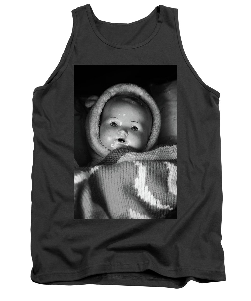 Tank Top featuring the photograph See Me by Jez C Self