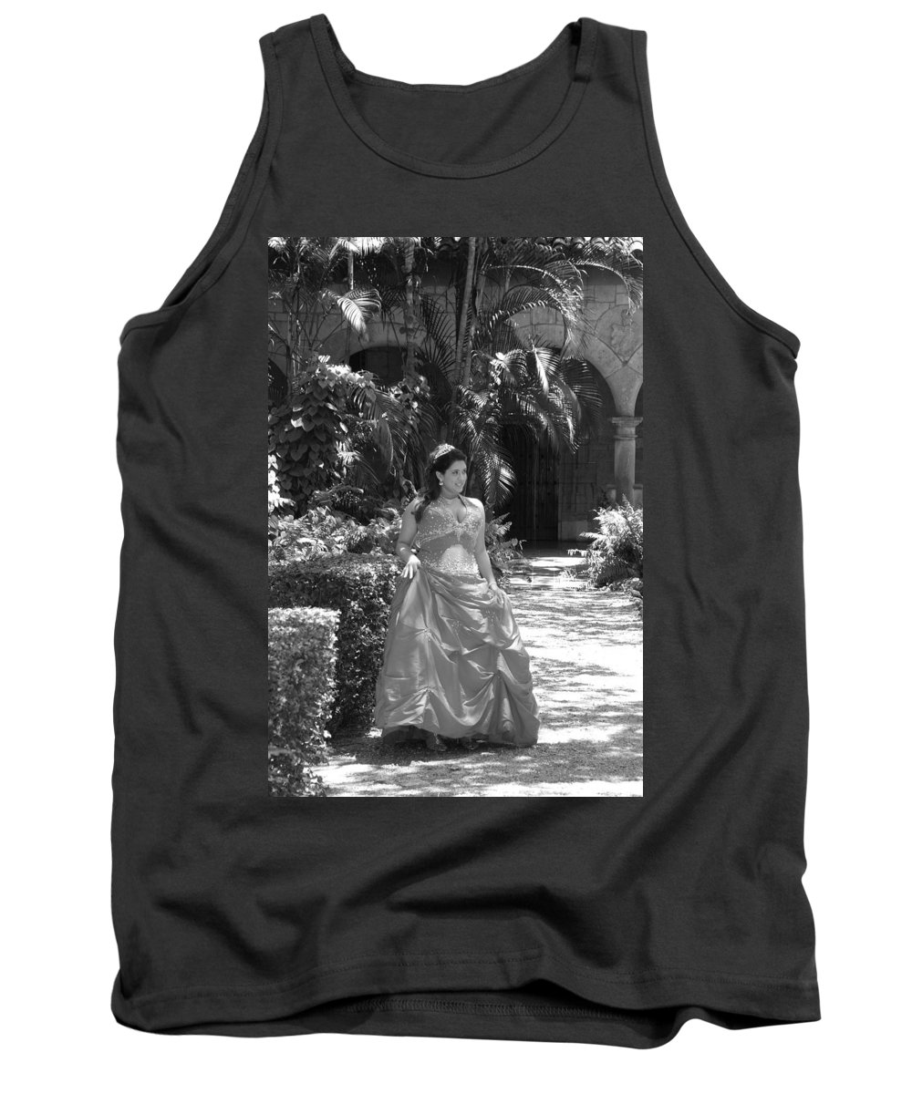Girl Tank Top featuring the photograph The Princess by Rob Hans