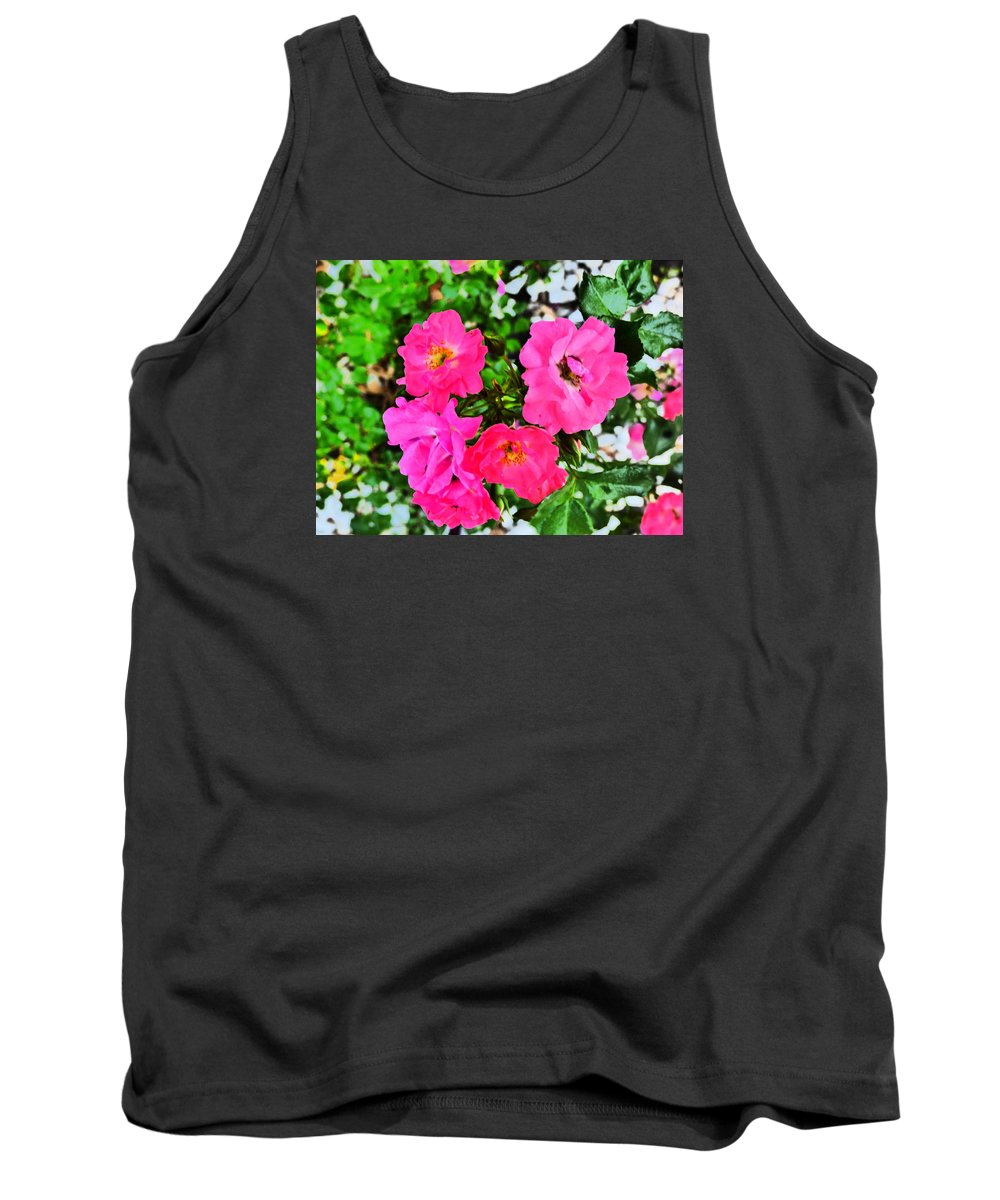 Paul Stanner Tank Top featuring the photograph Bliss by Paul Stanner