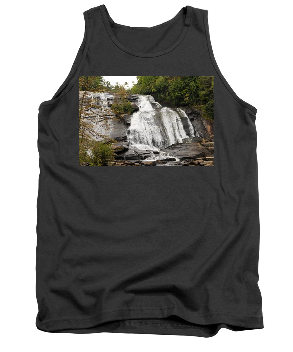 Autumn Tank Top featuring the photograph High Falls by Travis Rogers
