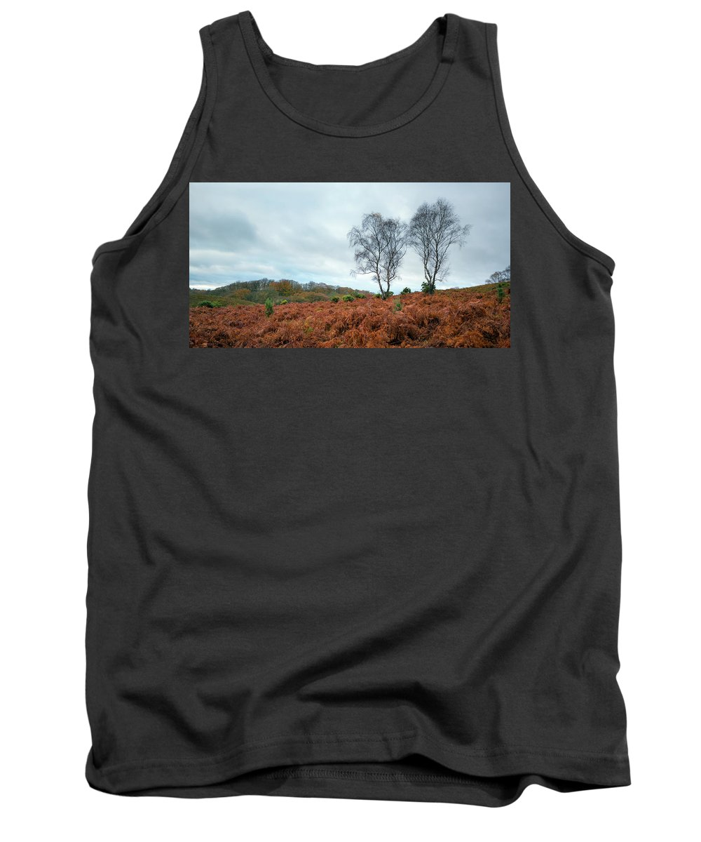 Svetlana Sewell Tank Top featuring the photograph In A Distance by Svetlana Sewell