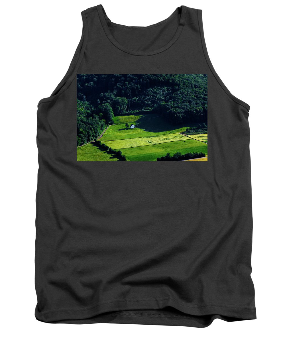 Landscape Tank Top featuring the photograph Landscape by Hristo Shanov