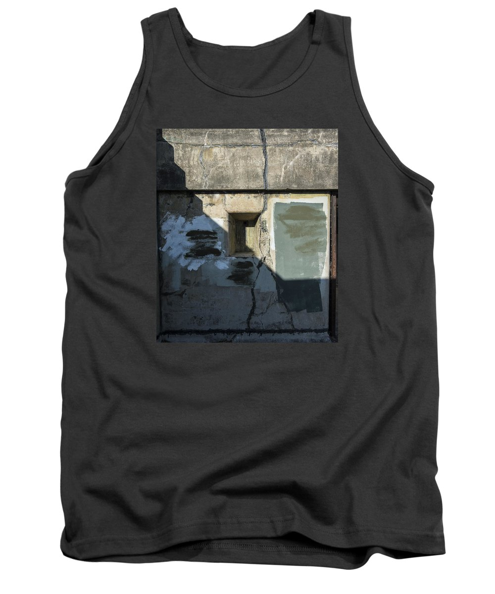 Wall Tank Top featuring the photograph 9 by Garth Pillsbury