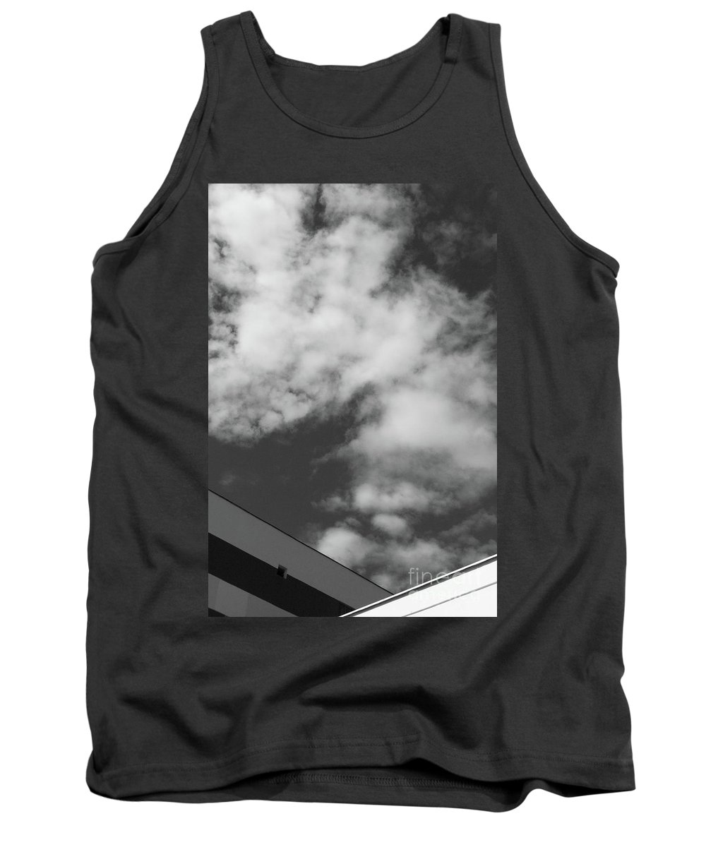 Abstract Tank Top featuring the photograph a by Andrey Godyaykin