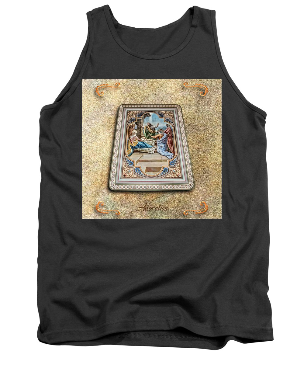 Tank Top featuring the photograph Adoration by Robert Hayes