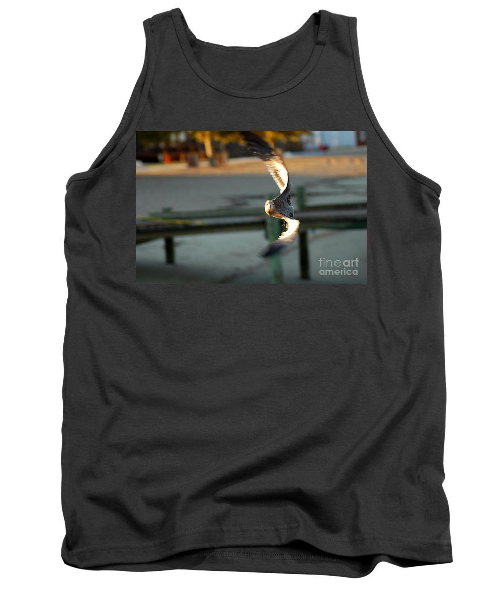 Clay Tank Top featuring the photograph Aeronautical Acrobatics by Clayton Bruster