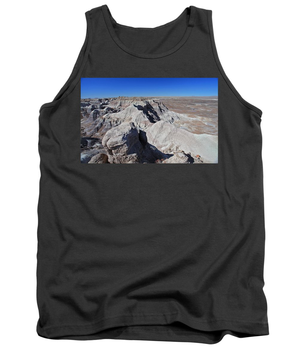 Arizona Tank Top featuring the photograph Alien Landscape by Gary Kaylor
