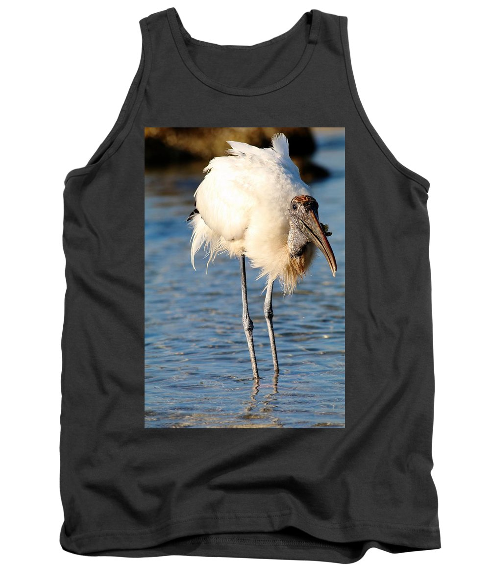 Carol R Montoya Tank Top featuring the photograph Almost Gone by Carol Montoya