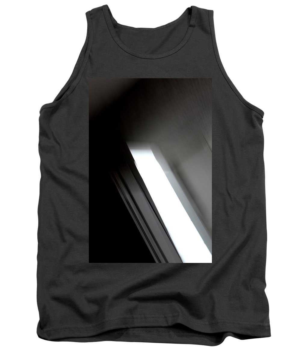 Photography Tank Top featuring the photograph Argue by Malachai Marzolf