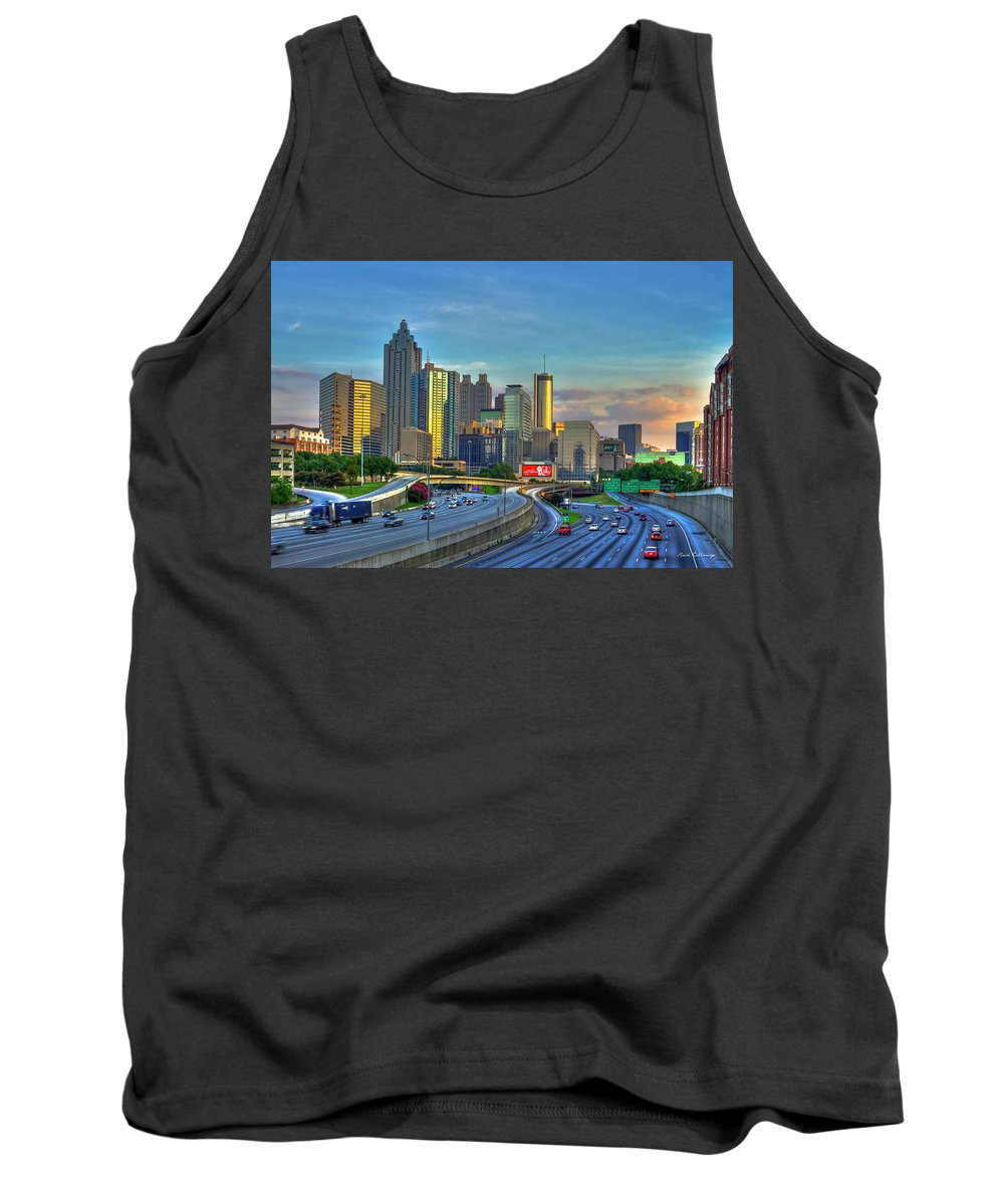 Georgia Power Company Photographs Tank Tops