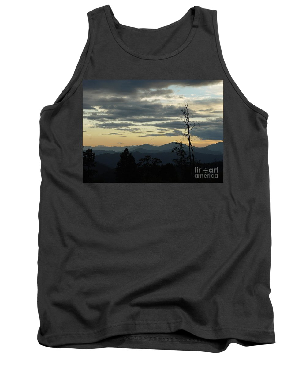 Atmospheric Tank Top featuring the photograph Atmospheric Perspective by Peter Piatt