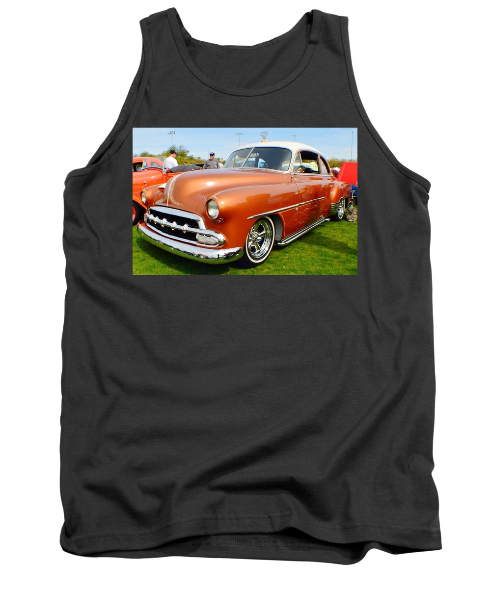 Hot Rod Tank Top featuring the photograph Big Boy by Barbara Angle