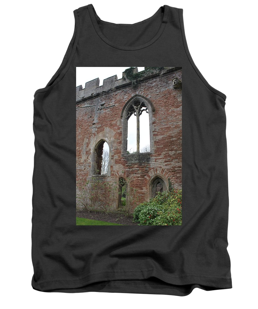 Bishops Palace Tank Top featuring the photograph Bishops Palace by Lauri Novak