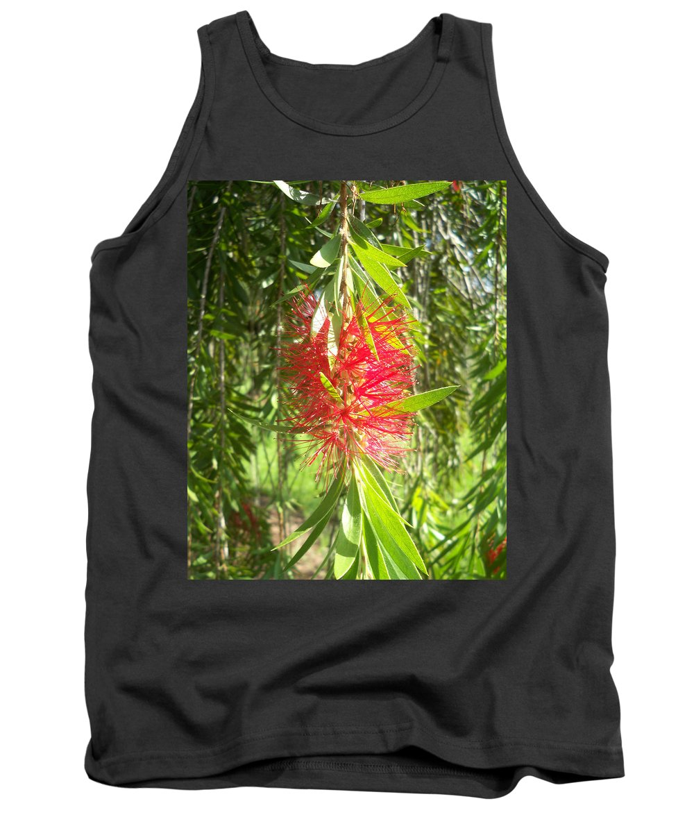 Florida Tank Top featuring the photograph Bittersweet Bloom I by Chris Andruskiewicz