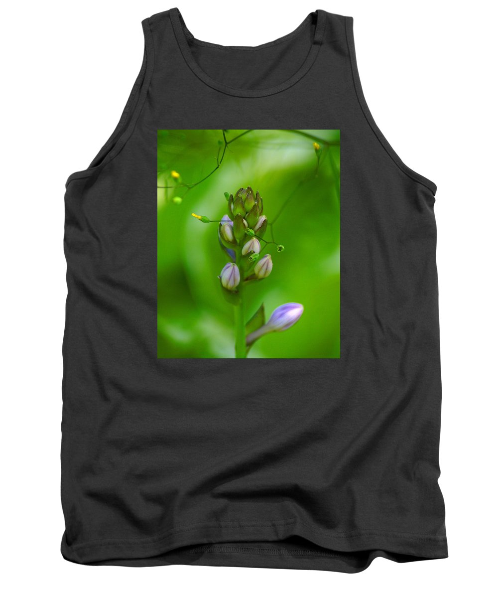 Nature Tank Top featuring the photograph Blossom Dream by Ben Upham III