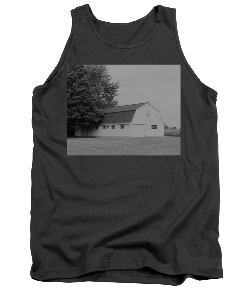 Tank Top featuring the photograph bob by John Bichler
