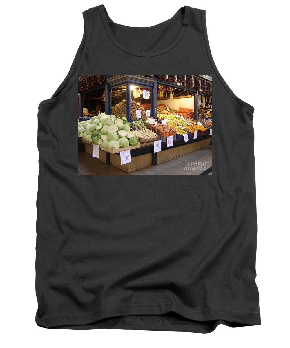 Food Tank Top featuring the photograph Bountiful by Mary Rogers