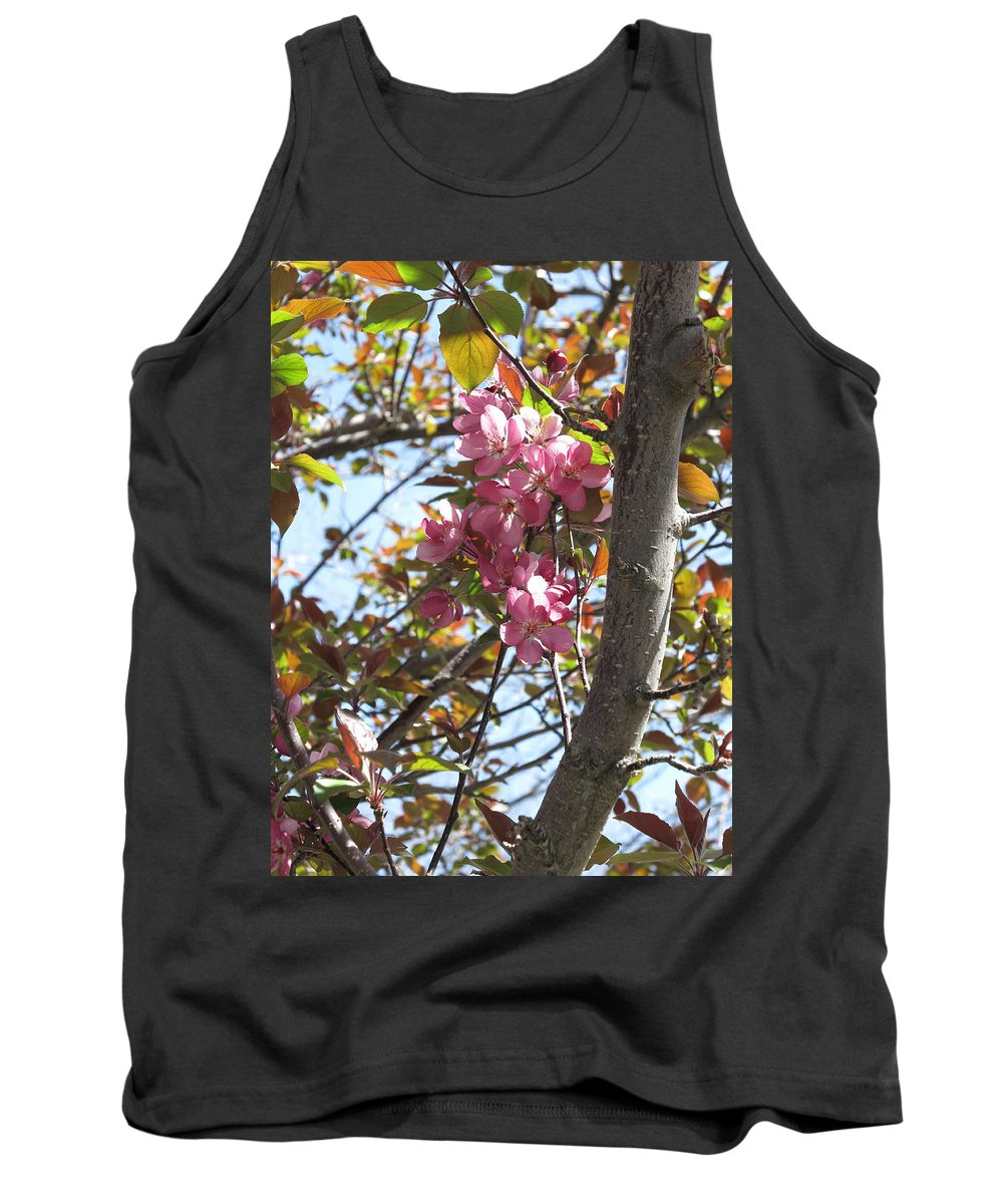 Spring Tank Top featuring the photograph Bouquet by Jessica Myscofski