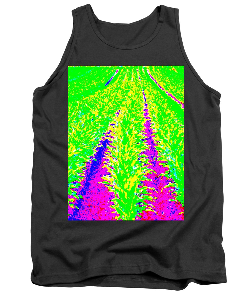 Bumper Crop Tank Top featuring the photograph Bumper Crop by Ed Smith