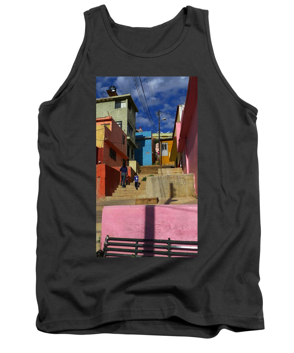 Skip Hunt Tank Top featuring the photograph Candyland by Skip Hunt