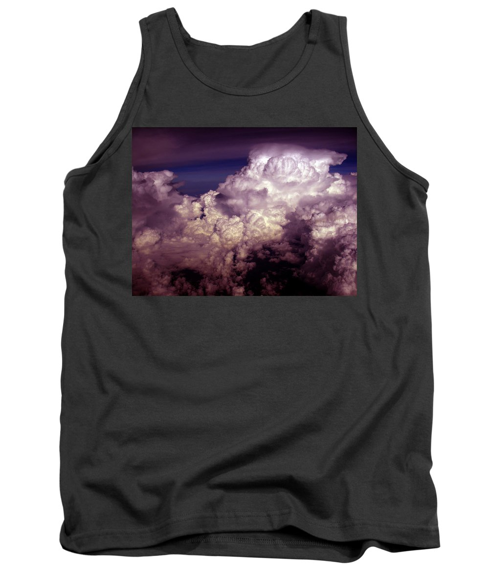 Aviation Art Tank Top featuring the photograph Cb1.45 by Strato ThreeSIXTYFive