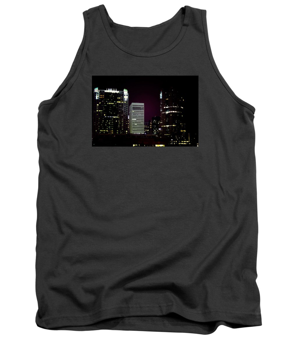 Charlotte Tank Top featuring the photograph Charlotte by Tomeka Land