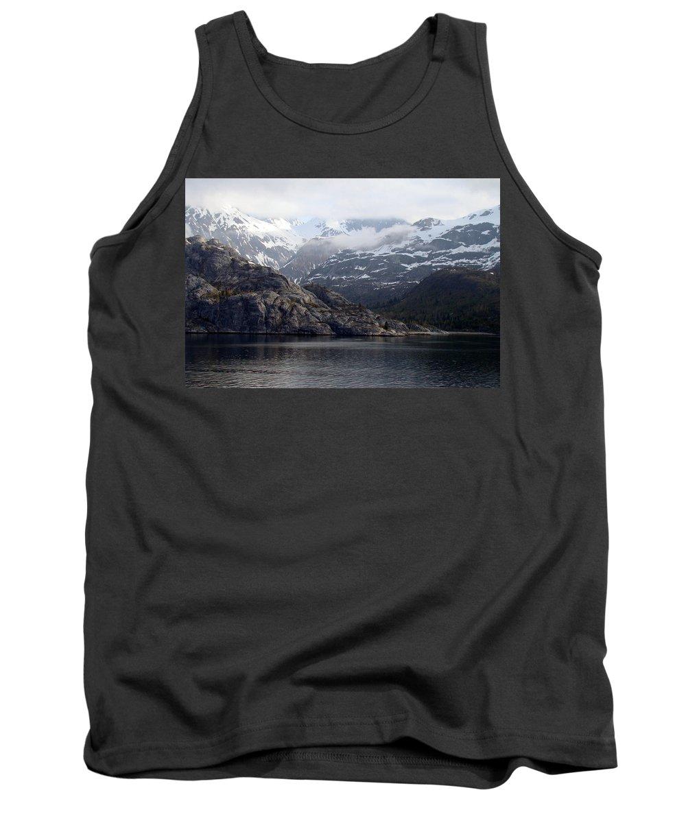 Alaska Tank Top featuring the photograph Coastal Beauty Of Alaska 1 by Richard Rosenshein