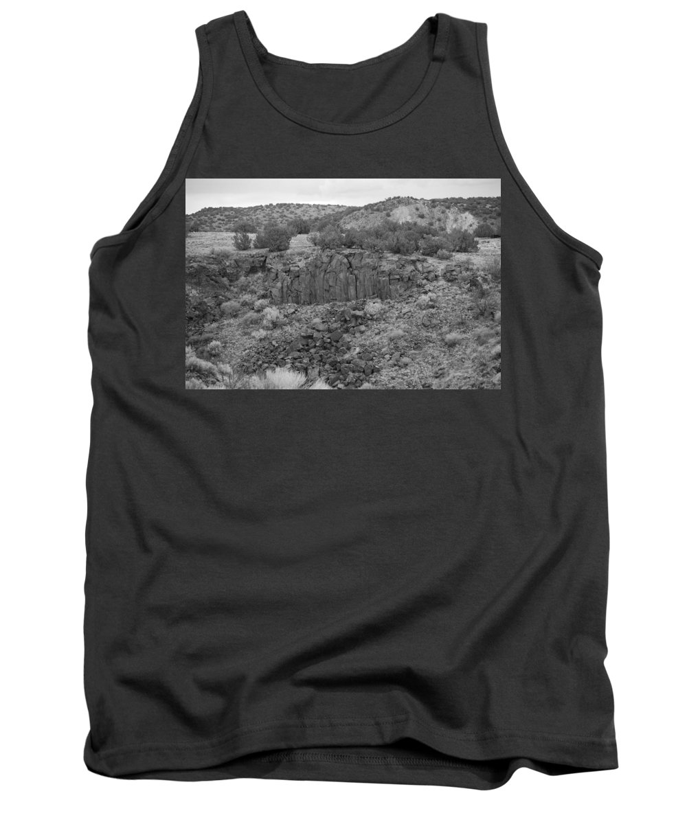 Rocks Tank Top featuring the photograph Cochiti Rocks by Rob Hans
