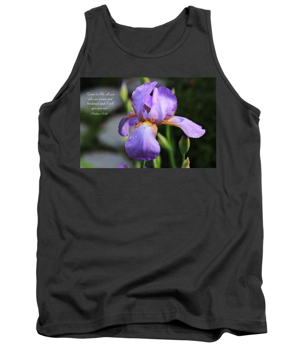 Come To Me Tank Top featuring the photograph Come To Me by Lynn Hopwood