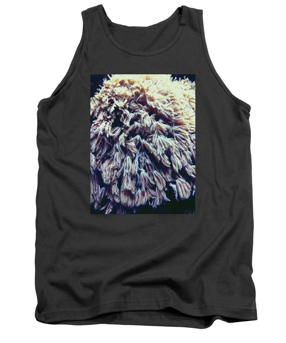 Coral Tank Top featuring the photograph Coral by Valerie Nolan