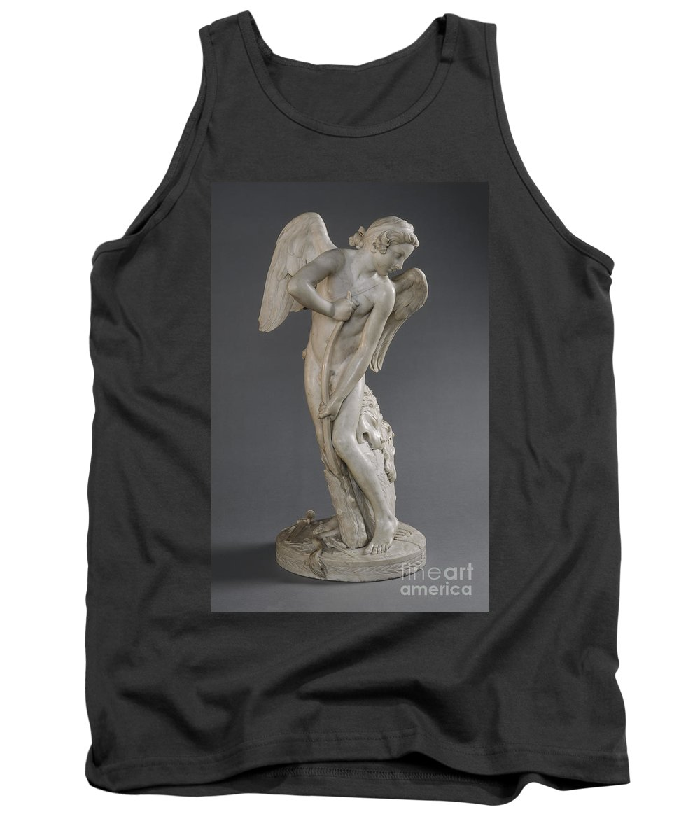Tank Top featuring the photograph Cupid by Edme Bouchardon