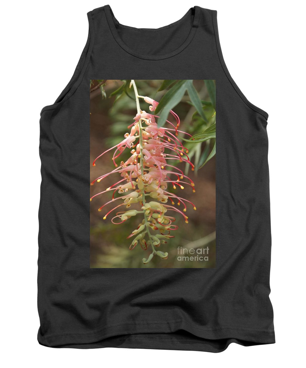 Floral Tank Top featuring the photograph Dancer by Shelley Jones